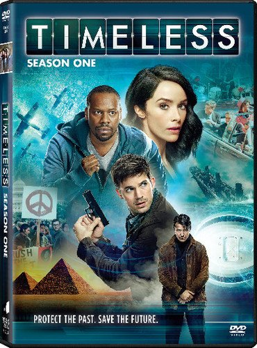 Timeless - Season 01 DVD
