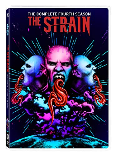 The Strain: Season 4 DVD