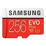 Samsung EVO Plus 256GB microSDXC UHS-I U3 100MB/s Full HD & 4K UHD Nintendo Switch 動作確認済 MB-MC256GA/ECO 国内正規保証品
