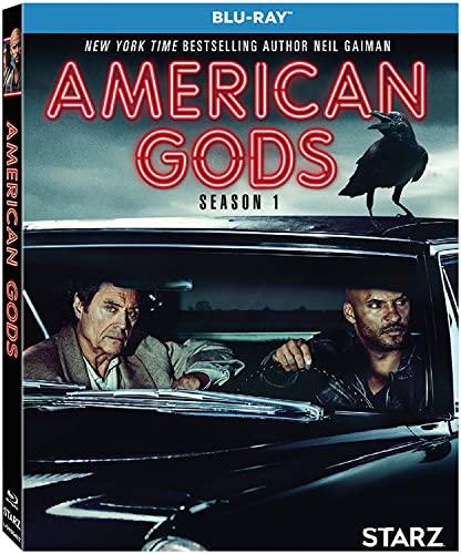 American Gods: Season 1 [Blu-ray] DVD