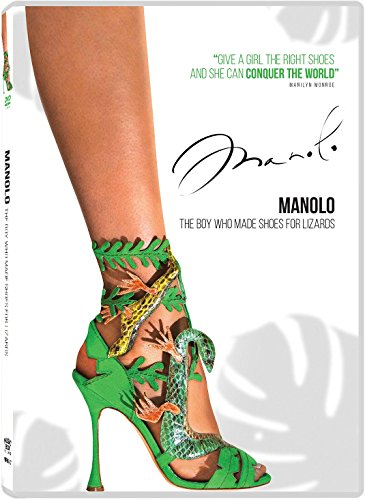 Manolo: The Boy Who Made Shoes for Lizards DVD
