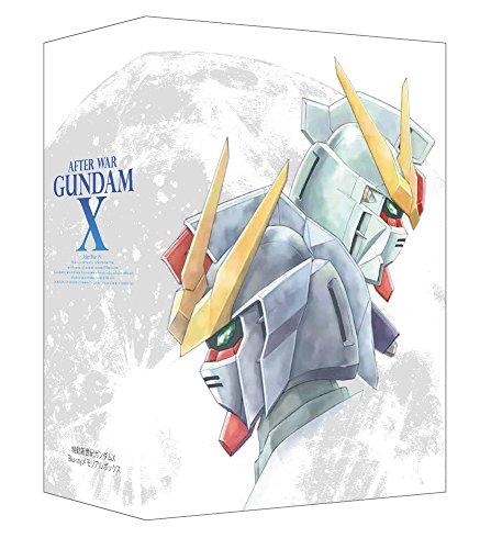機動新世紀ガンダムX (画像)