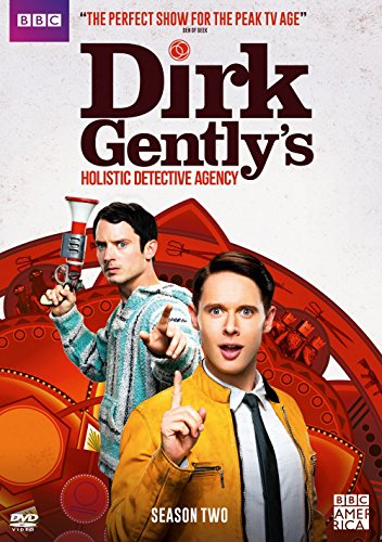 Dirk Gently's Holistic Detective Agency: Season Two DVD