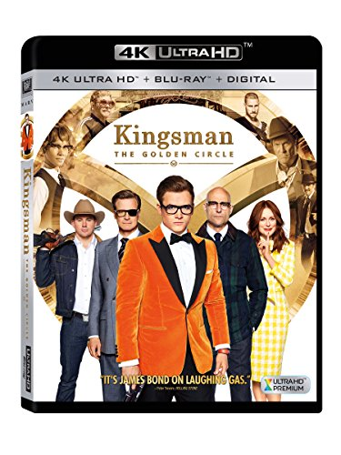 Kingsman: The Golden Circle  DVD