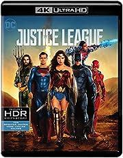 Justice League (2017) (4K UHD) [Blu-ray] por…