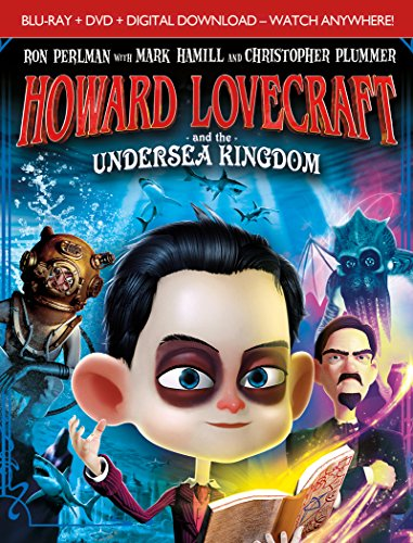 Howard Lovecraft And The Undersea Kingdom [Blu-ray] DVD