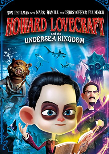 Howard Lovecraft And The Undersea Kingdom DVD