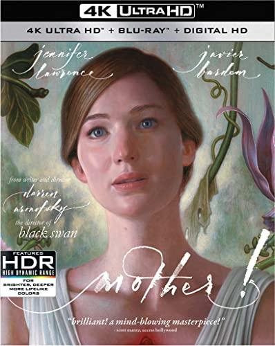 mother! [4K UHD + Blu-ray] DVD