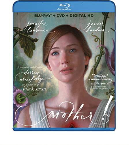 mother! [Blu-ray] DVD