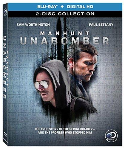 Manhunt: The Unabomber [Blu-ray] DVD