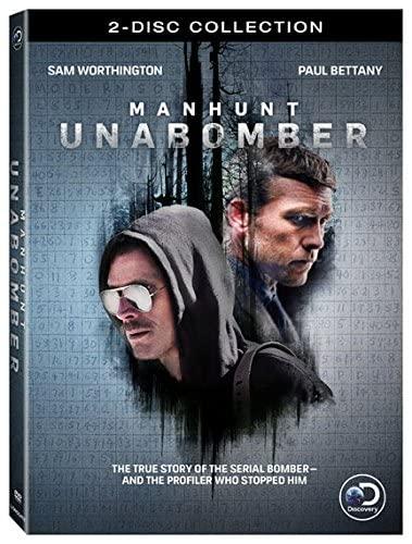 Manhunt: The Unabomber DVD