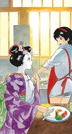 舞妓さんちのまかないさんの人気壁紙画像 戸来 すみれ(へらい すみれ)/ 百はな(ももはな),野月 キヨ(のづき キヨ)