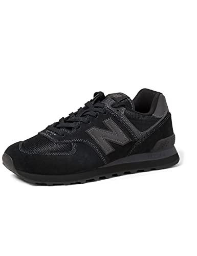 New Balance Homme 574 V2 Sneaker, Black/Black, 11.5 M US | Pricepulse