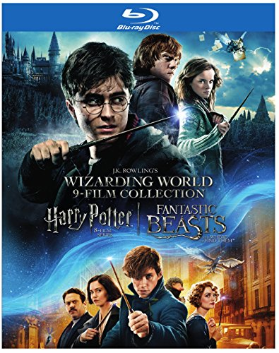Wizarding World 9-Film Collection: SE Blu-ray