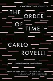 The Order of Time – tekijä: Carlo Rovelli