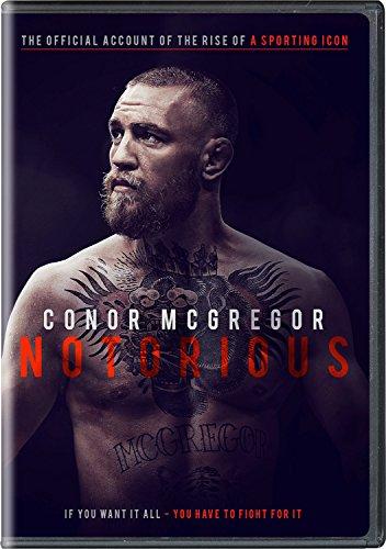 Conor McGregor: Notorious DVD