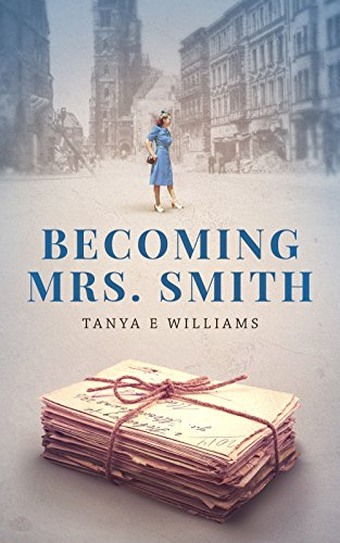Book Cover - Becoming Mrs. Smith