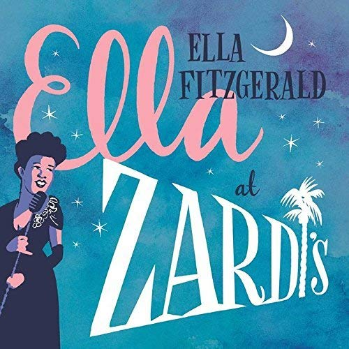 Ella at Zardi's