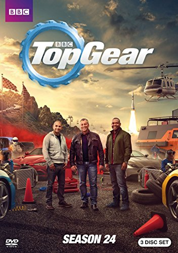 Top Gear 24 DVD