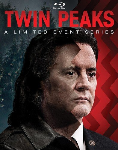 Twin Peaks: A Limited Event Series [Blu-ray] DVD