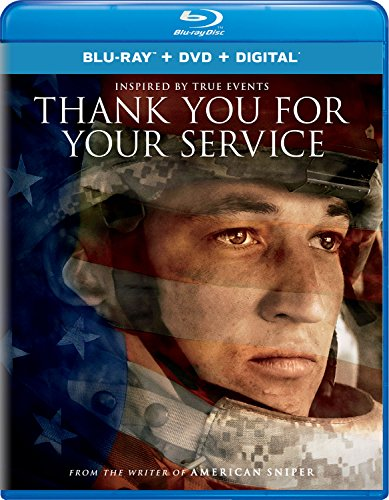Thank You for Your Service [Blu-ray] DVD