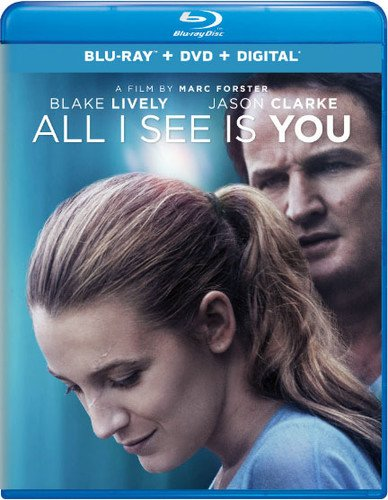 All I See Is You [Blu-ray] DVD