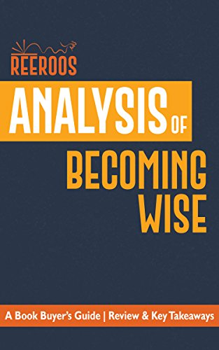 Smoking hot deals and free books for october 29th scroll down to becoming wise is as good a book for the person who has questions about life as there can be it is for the leisure reader and the scholar malvernweather Gallery
