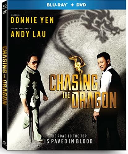 Chasing the Dragon [Blu-ray + DVD] DVD