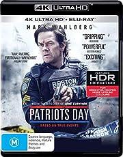 Patriots Day   Blu-ray UHD UV av Peter Berg