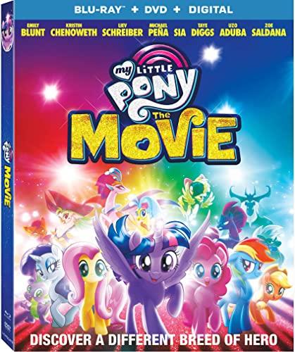 My Little Pony: The Movie Blu-ray