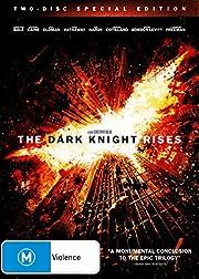 Dark Knight Rises, The : Special Edition av…