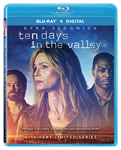 Ten Days in the Valley [Blu-ray] DVD