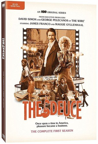 The Deuce: The Complete First Season  DVD