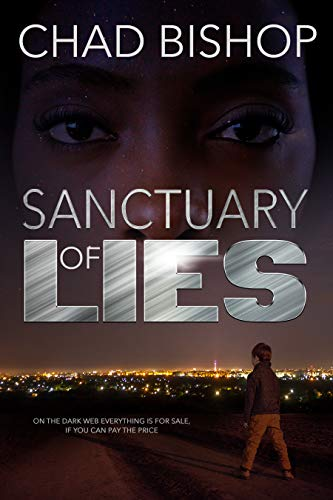 Book Cover - Sanctuary of Lies