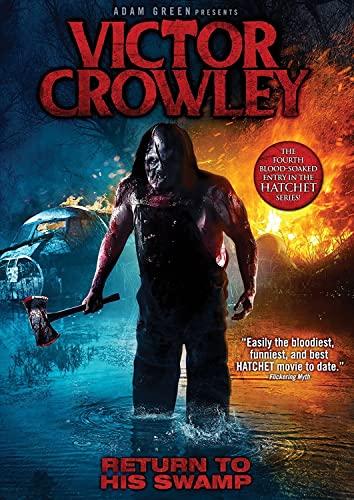 Victor Crowley DVD