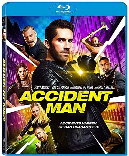 Accident Man [Blu-ray] DVD