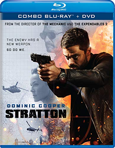 Stratton [Blu-ray] DVD