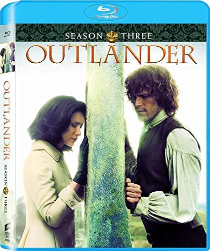 Outlander Season 3 Blu-ray