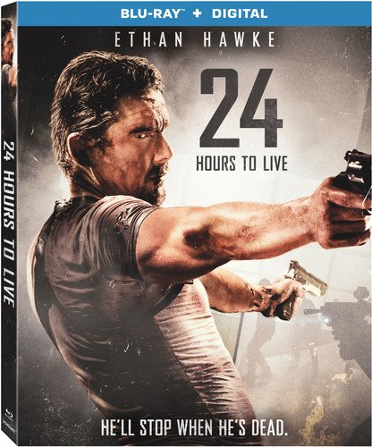24 Hours to Live [Blu-ray] DVD