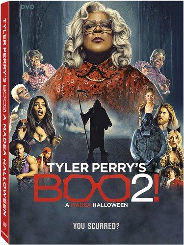 Tyler Perry's Boo 2! A Madea Halloween DVD
