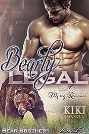 Bearly Legal: Bear Brothers Mpreg Romance…
