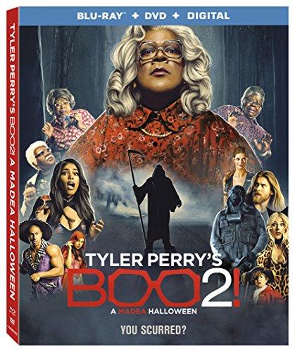 Tyler Perry's Boo 2! A Madea Halloween [Blu-ray + DVD] DVD