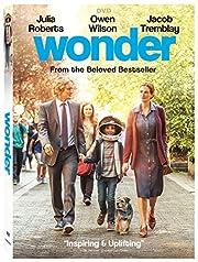 Wonder [DVD] – tekijä: Julia Roberts