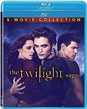 Twilight Saga 5 Movie Coll [Blu-ray] –…