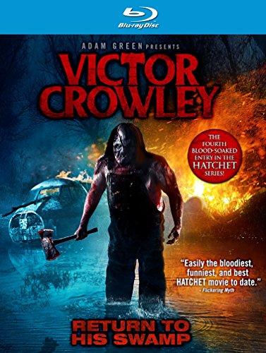 Victor Crowley [Blu-ray] DVD