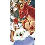 ドラゴン、家を買う。 XFVGA(480×854)壁紙 レティ,ピーちゃん