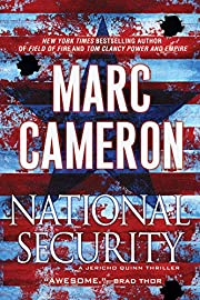 National Security (A Jericho Quinn Thriller…