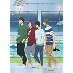 特別版 Free! -Take Your Marks-DVD