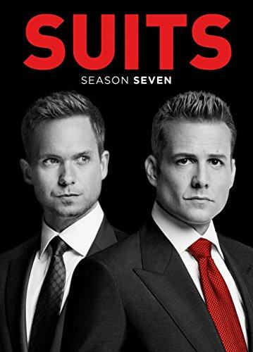 Suits: Season Seven DVD