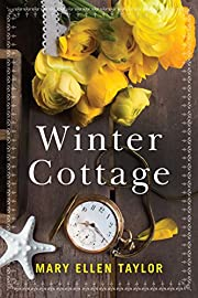 Winter Cottage por Mary Ellen Taylor
